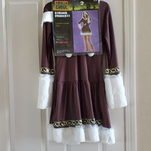 Jr. Eskimo Princess Costume Sz 3-5 NWT